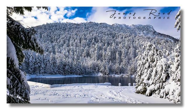 Lac du Shiessrothried - Hohneck - Haut Rhin...