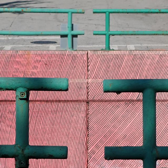 green guard rails
