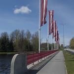 Tilts pār Graužupīti, 09.05.2021.
