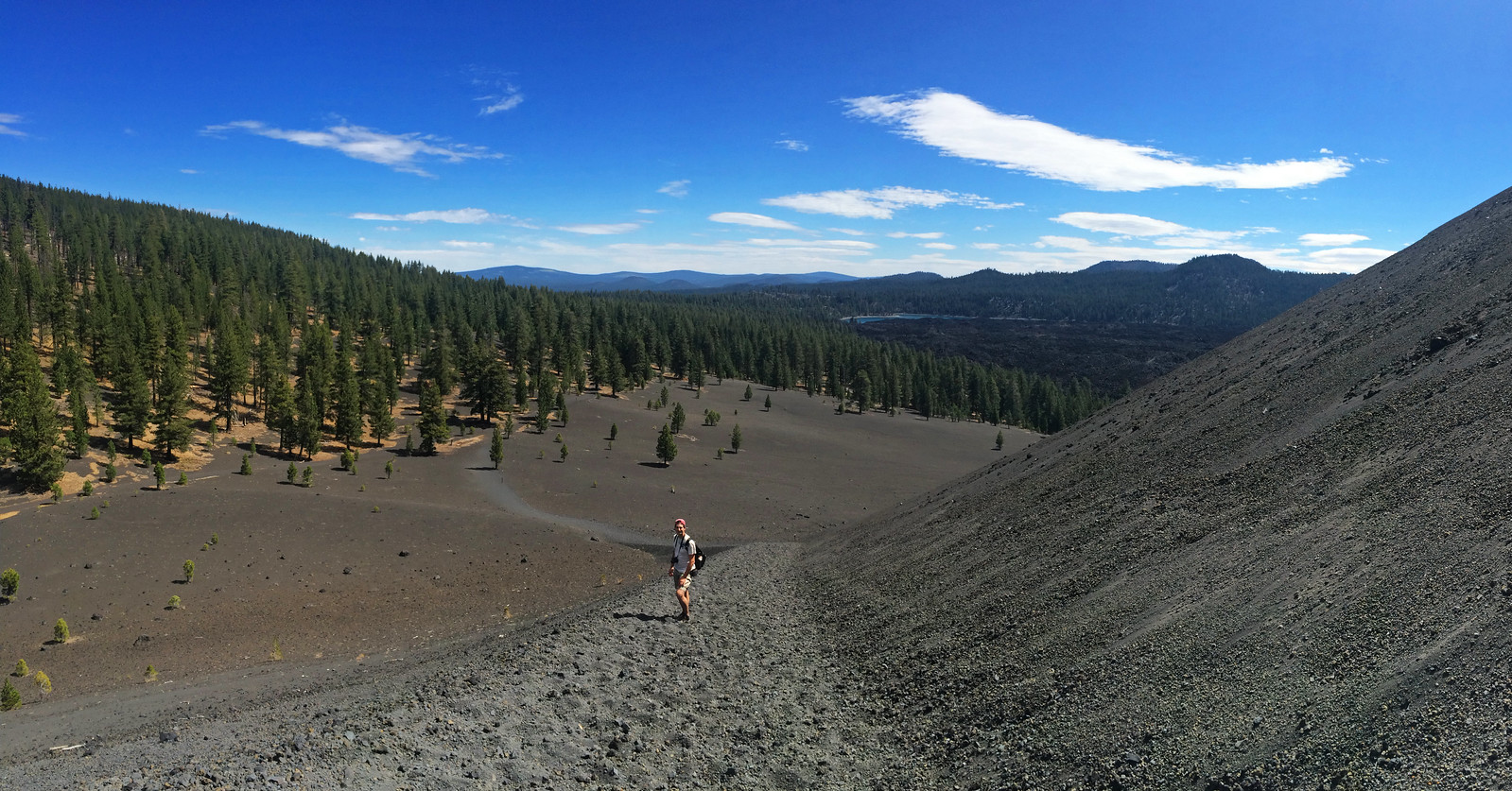 Lassen Volcanic National Park, California, USA