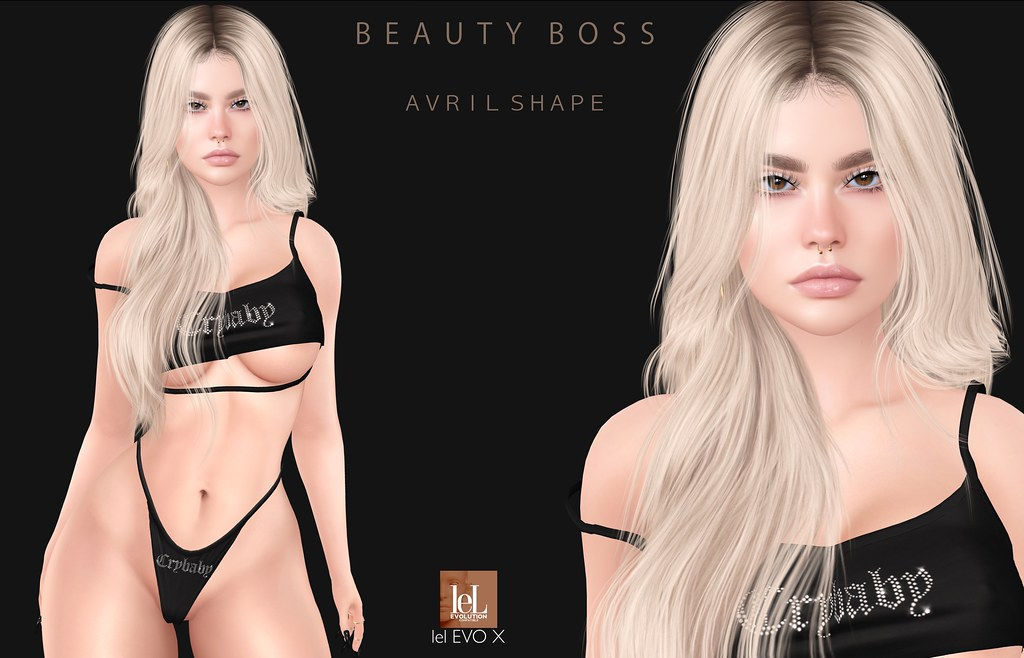 ✿ NEW AVRIL SHAPE {Lel Avalon Evo X}