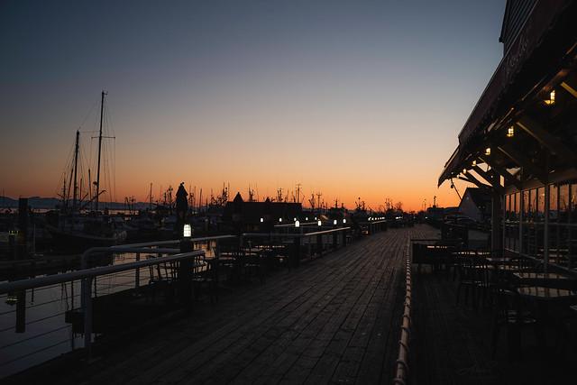 Sunset Quay
