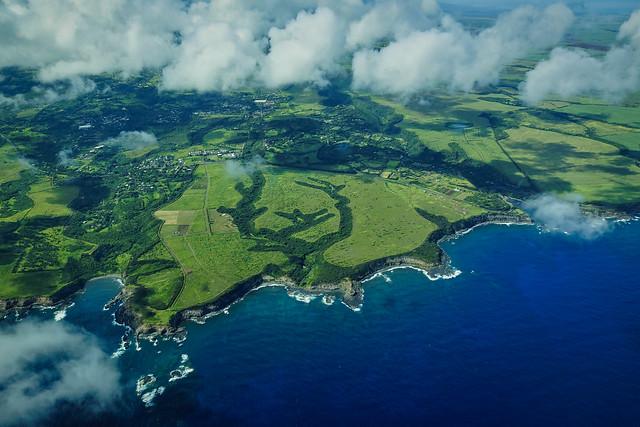 Interesting Landscape Symbol on Maui