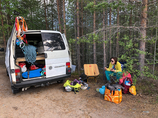 Mio the van