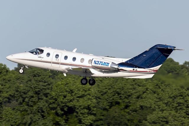 N375KH - Beechjet 400A - KPDK - May 2021