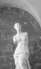Venus de Milo, Louvre Museum, Paris