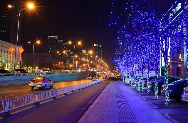 Shenyang - Empty Street