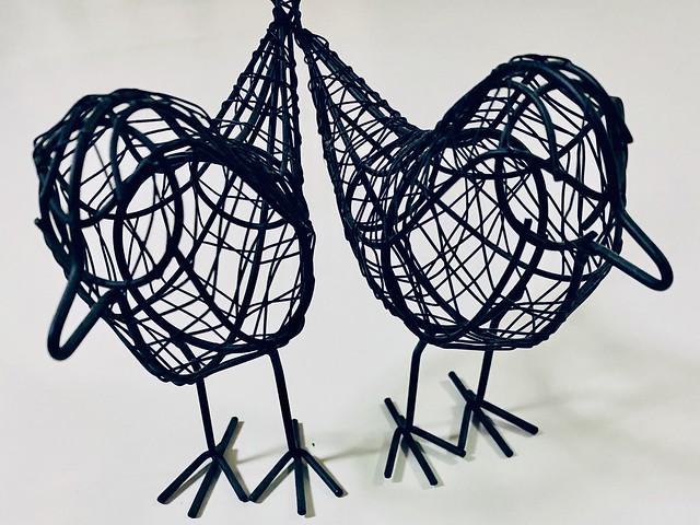 133/365 - Caged Birds