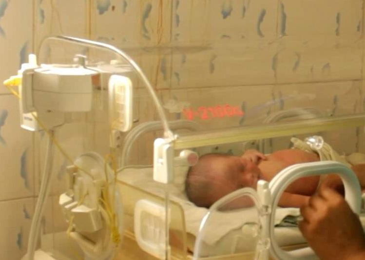 Atención a neonato