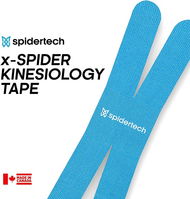 SpiderTech: How to Apply Universal x-Spider Kinesiology Tape