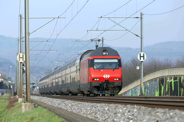 SBB Re 460 090 Sissach