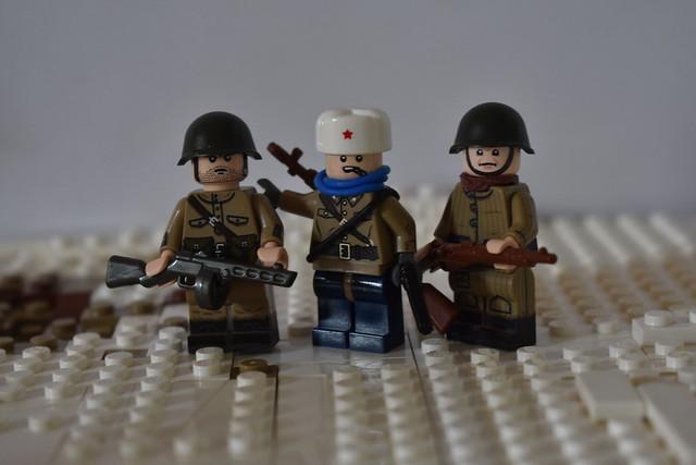 Soviets winter 43
