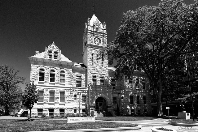 Riley County seat.