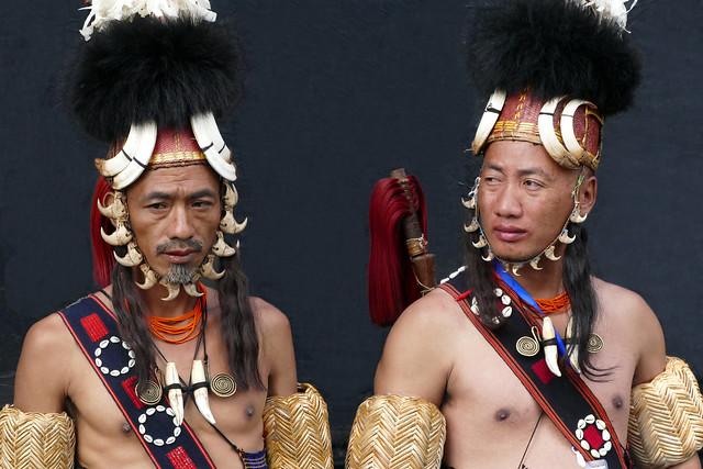 Guerriers  Khiamniungan