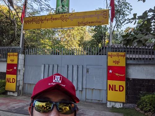 202001 Yangon marathon