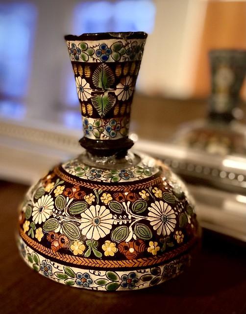 134/365 Very old, decorative jug.