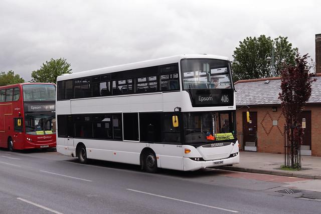 Route 406, London United, SP40020, YN08DHE
