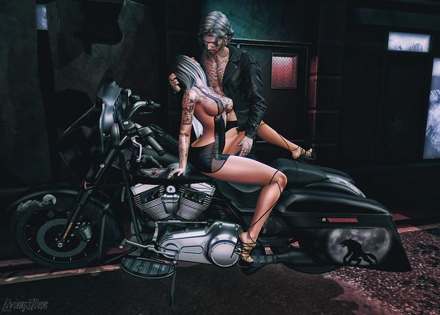 King Road Glide by Arty Crea