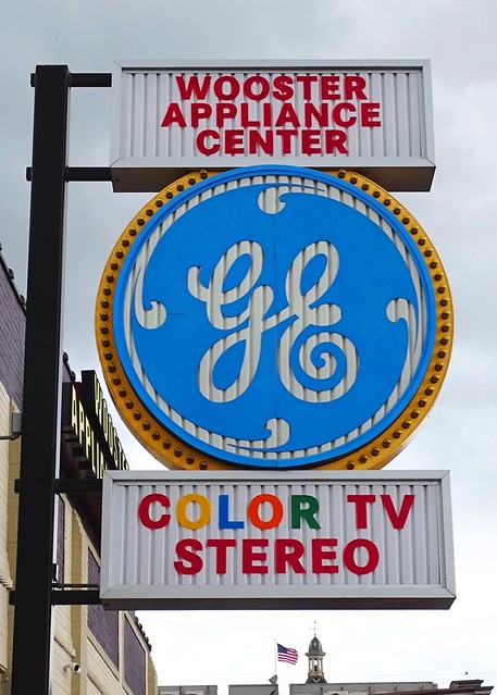OH, Wooster-Wooster Appliance Center GE Sign