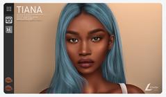LOWEN Beauty - Tiana (KUSTOM9/02)