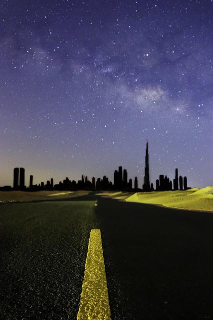 Lost road to Dubai