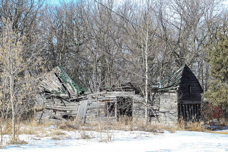 Barn Ruin