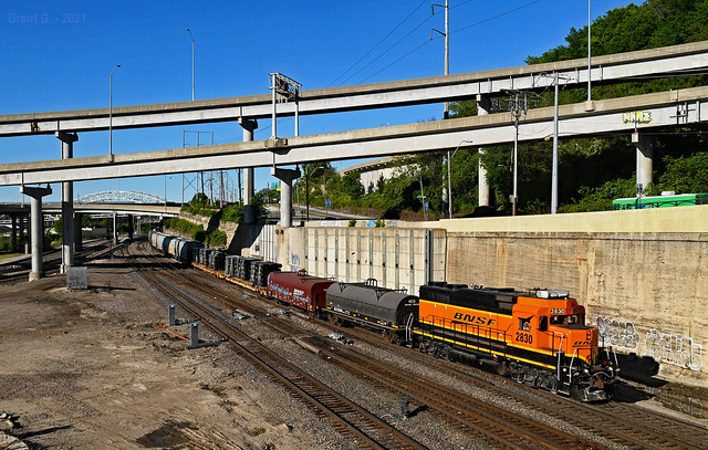 BNSF Yard Job in Kansas City, MO