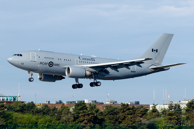15002 | Canadian Armed Forces | Airbus CC-150 Polaris (A310-304) | BUD/LHBP