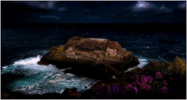îlot des Capucins....