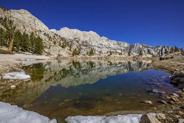 Broke Shoulder (aka Lone Pine) Lake