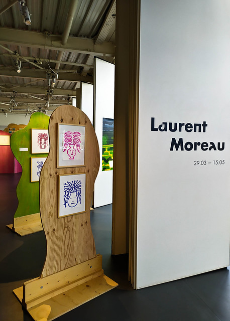 expo Laurent Moreau