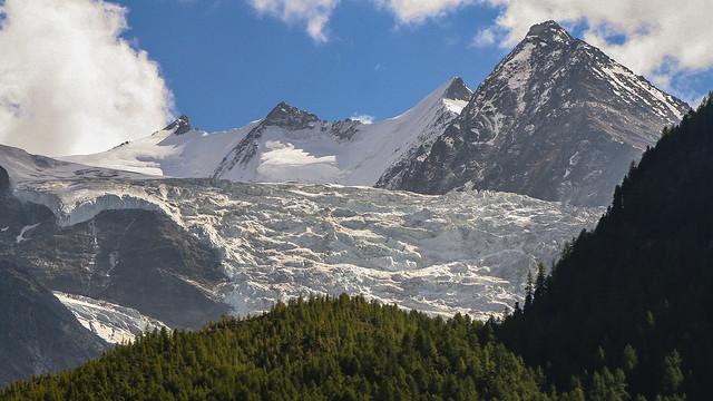 Glacierfall