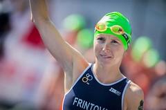 Vendula Frintová vstoupila do seriálu mistrovství světa výborným 11. místem