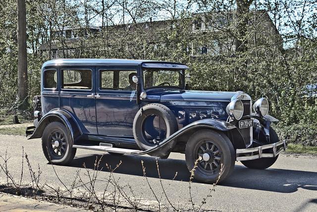 Hudson Town Sedan 1931 (2174)