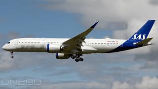 SAS A350-941 msn 499 F-WZGQ / SE-RSF