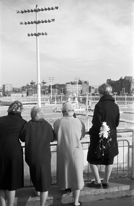 1965. Бассейн «Москва»