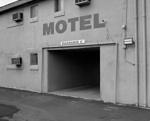 Motel, The Dalles, Oregon