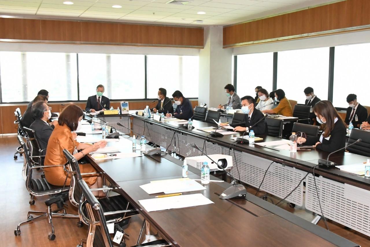 ที่ประชุม 4 ฝ่าย เห็นควรเปิดประชุมสภาฯ วันที่ 27 พ.ค. นี้
