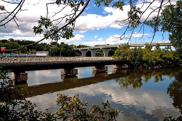 Bridges and canals