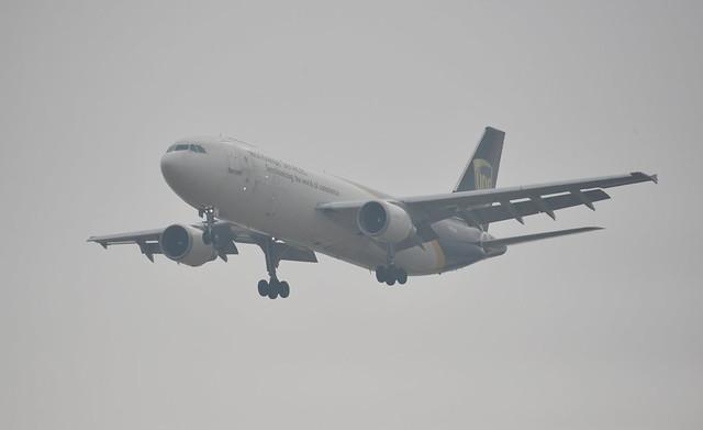 UPS Airbus A300F4-622R N146UP