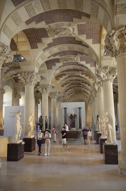 2020.08.06.169 PARIS - Musée du LOUVRE - Salle du Manège (1855 - 1857)