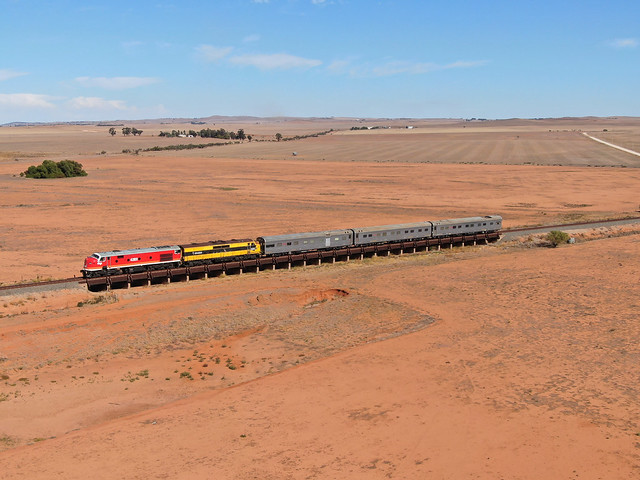 A4353. 42103,GM22 on AK cars to Sydney at Yongala 27-4-21