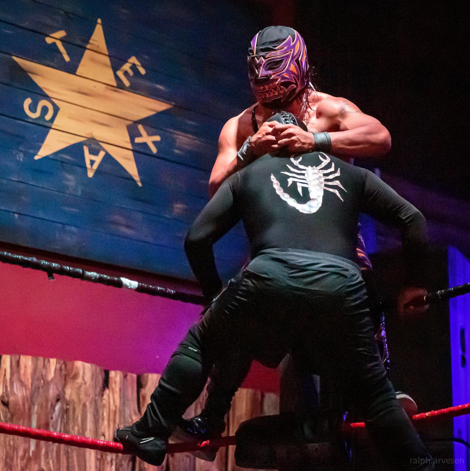 Extreme Dwarfanators Wrestling   Texas Review   Ralph Arvesen