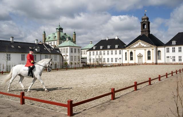 Fredensborg Palace Garden, DENMARK