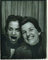 Muriel Cooper & Jacqueline Casey_circa early 1960s