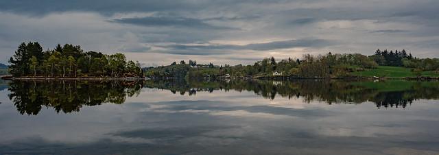 Vigdarvatnet, Norway