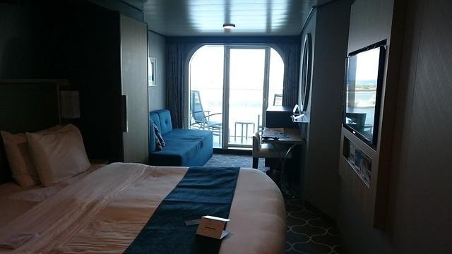 Sateroom with Balcony - Harmony of the Seas