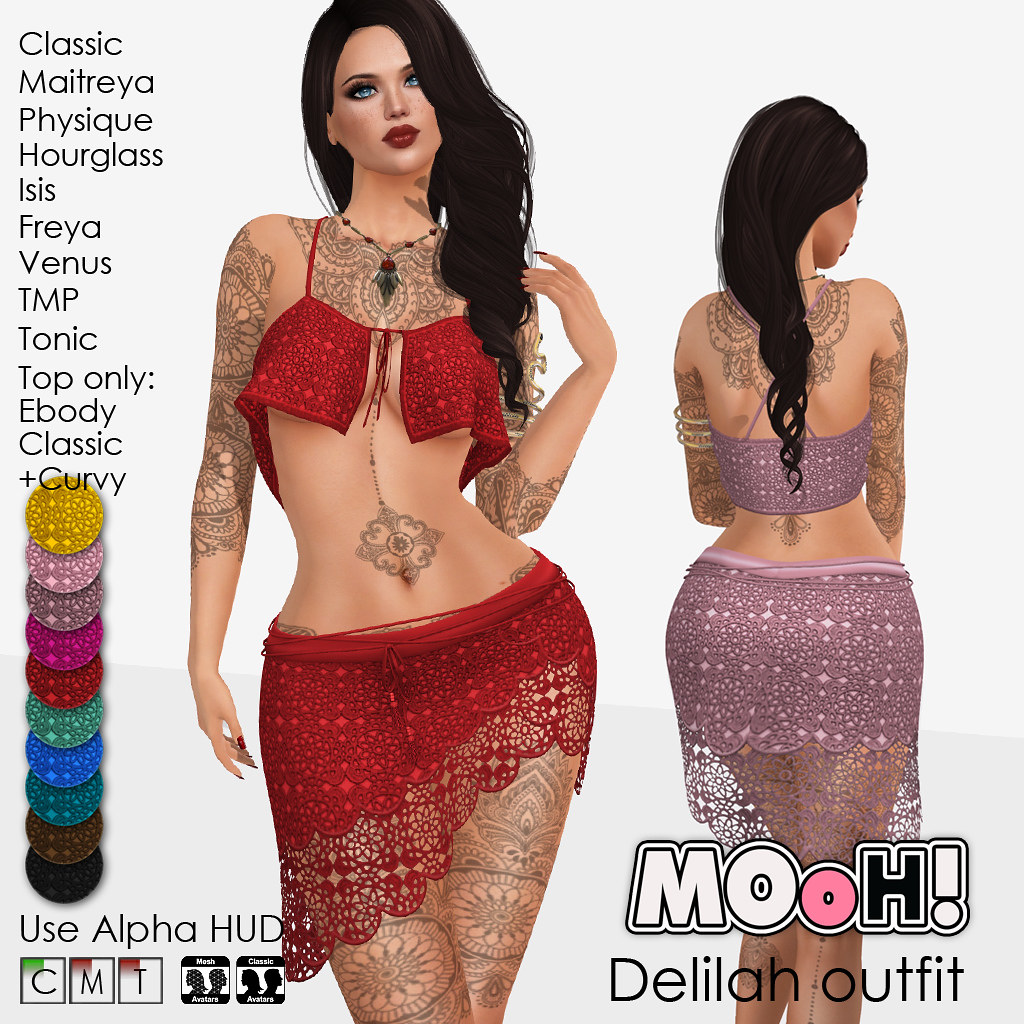 Delilah outfit