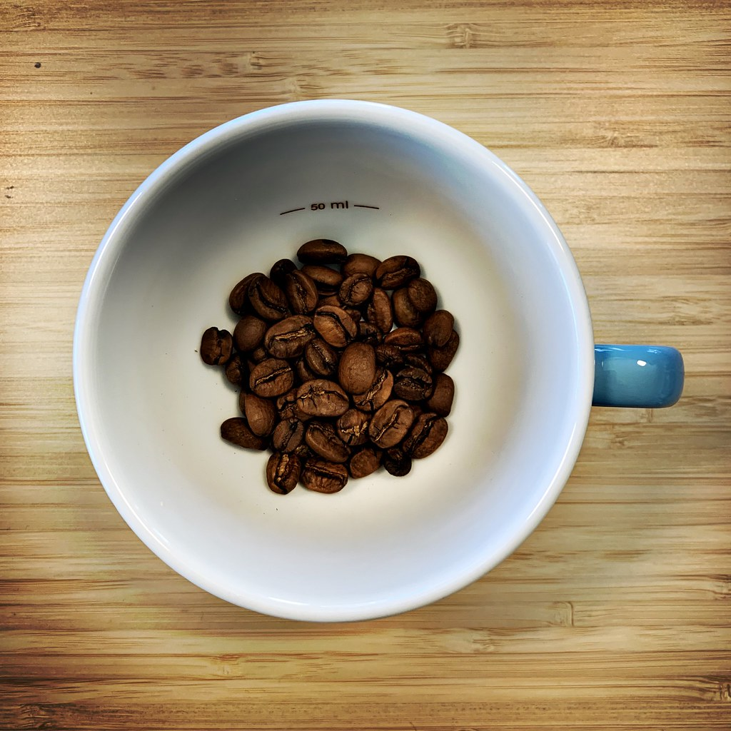Coffee Chronicles 014 - The Beans
