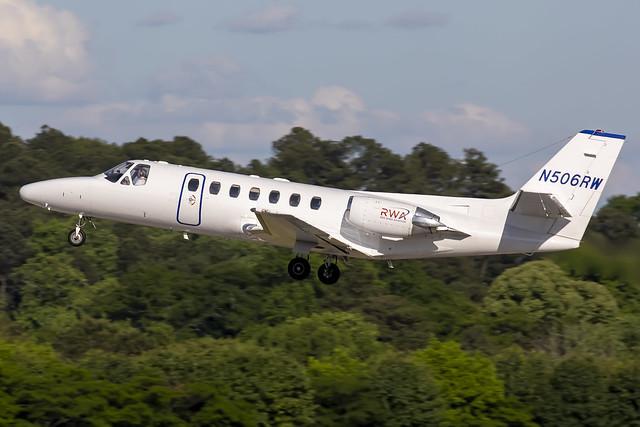 N506RW - Cessna 560 Citation Ultra - KPDK - May 2021